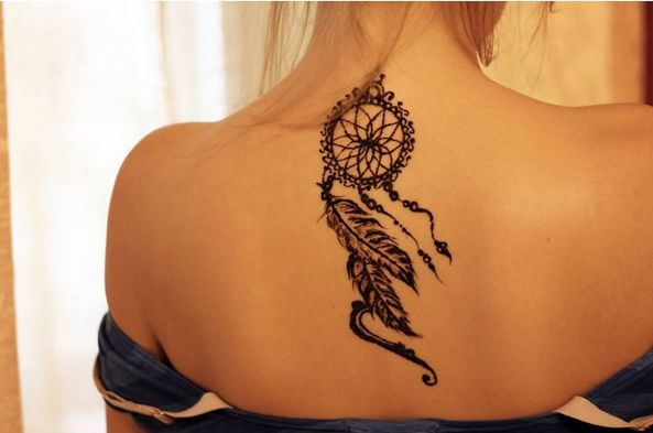 dreamcatcher tattoo #ink #youqueen #girly #tattoos