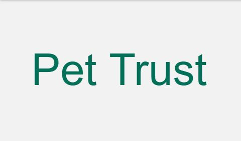 Pet Trust & Form A Trust Online Yourself
