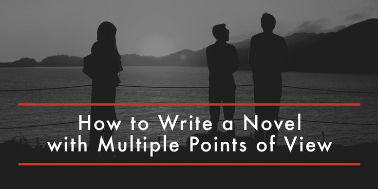 Are you thinking about writing a novel in multiple points of view but just don't know where to start? Here's a helpful beginner's guide: