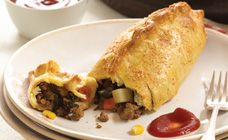 Curtis Stone's Beef And Vegetable Pasties Recipe - Curtis Stone Recipes