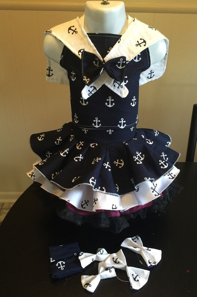 National Pageant Sailor Patriotic Casual Wear Size 18mos 3T | eBay