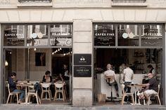 Coutume Café // Paris -★-