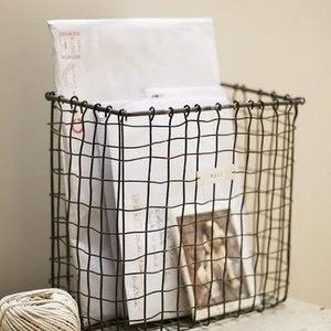 Wire Mail Basket
