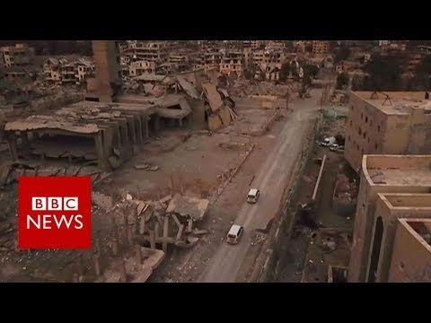 Fall of Raqqa: The secret deal - BBC News
