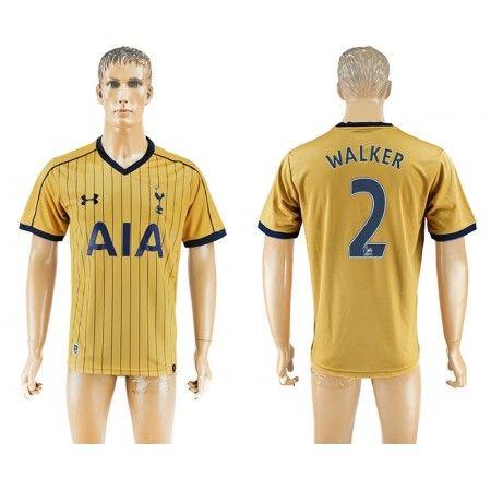 Tottenham Hotspurs 16-17 #Walker 2 3 trøje Kort ærmer,208,58KR,shirtshopservice@gmail.com