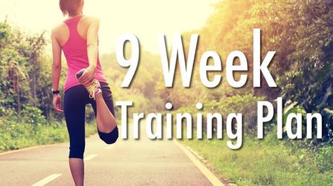 Get ready to run 13.1 miles with this 9-week half marathon training plan, designed for experienced runners and others who are already in good shape.