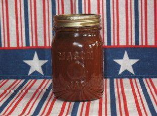 Southern Peach, Vidalia Onion & Bourbon BBQ Sauce
