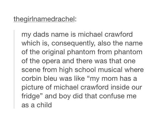 Tumblr: High School Musical