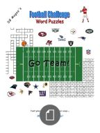 Free word games for diehard football fans. This specialized book contains a combination of crossword, word search, matching, fill in the blank, and other word puzzles. These word challenges are designed for kids and adults, alike. Test your knowledge the fun way, simply print and play. These games are great for home,  classrooms and events of all kinds.  Download your free copy today!