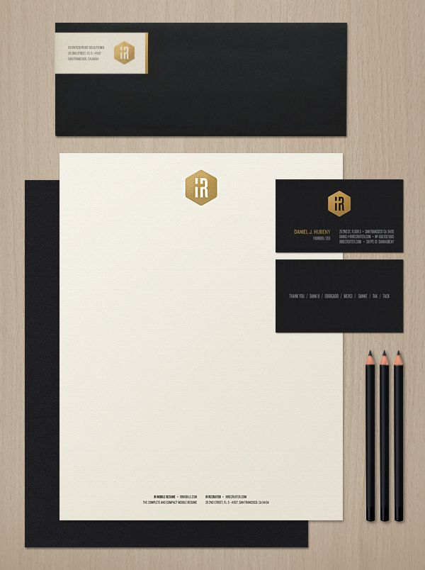Best Letterhead Stationary Images On   Brand