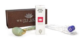 White lotus anti aging starter kit can't wait to try