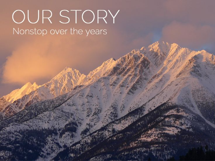 Nonstop Adventure is a family-run company with a passion for snow, surf, mountains and adventure. They offer a friendly, personal service and provide the experience of a lifetime, surrounded by some of the world's most stunning scenery.