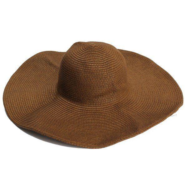 Female Summer Sunshade Large Wide Floppy Brim Straw Beach Hats Straw Hat Beach Colorful Caps Sun Hats