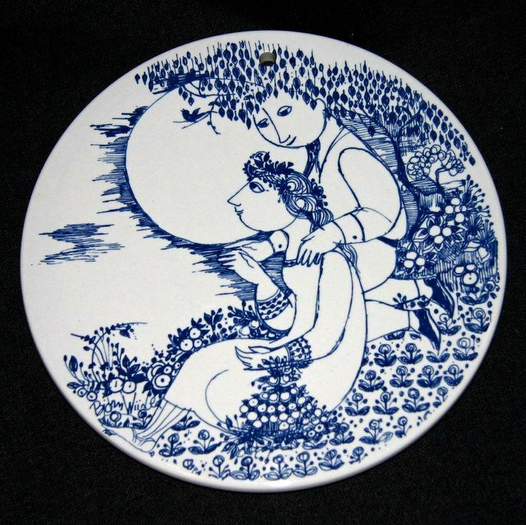 Evening plate