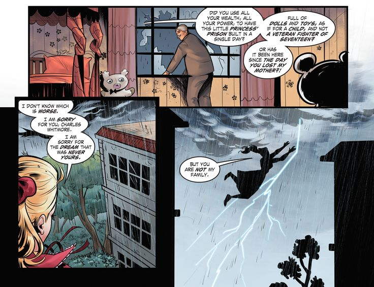 DC Comics: Bombshells Issue #27 - Read DC Comics: Bombshells Issue #27 comic online in high quality