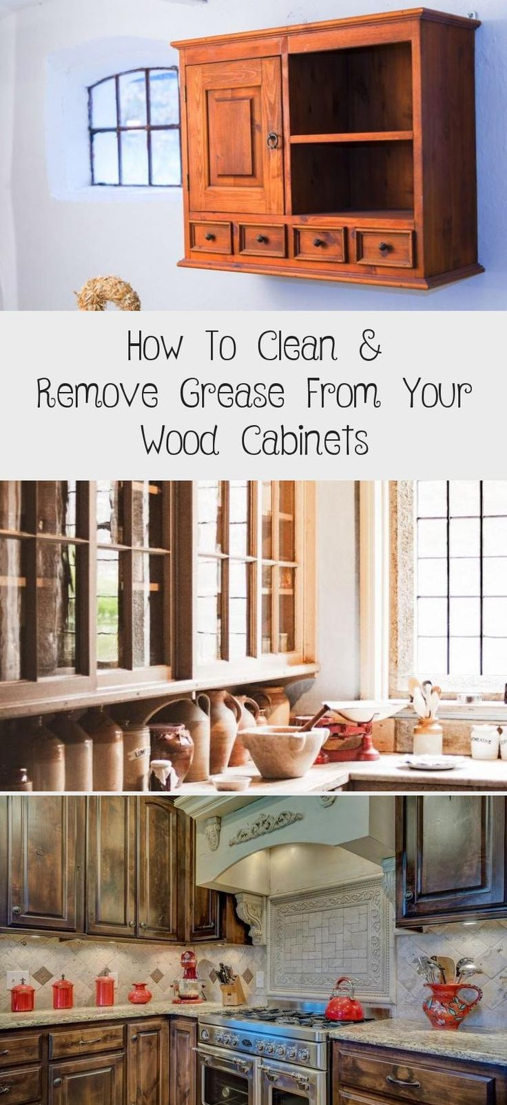 How To Clean & Remove Grease From Your Wood