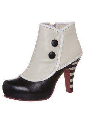 Schoenen Lola Ramona ANGIE - Enkellaarsjes met plateauzool - Wit Wit: 189,95 € Bij Zalando (op 13/11/14). Gratis verzending & retournering, geen minimum bestelwaarde en 100 dagen retourrecht!