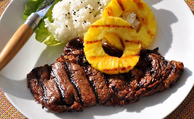 Recipe - Soy & Pineapple Marinated Grilled Buffalo Ribeye Steaks –  Beef – Dartagnan.com