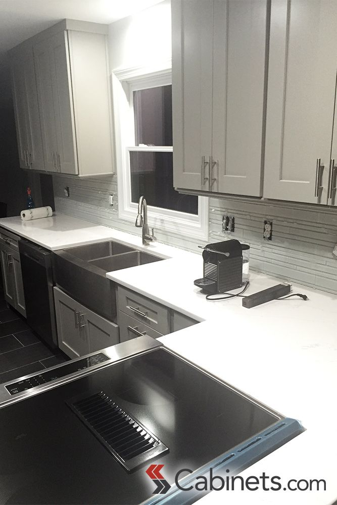 17 Best images about Gray Cabinets on Pinterest