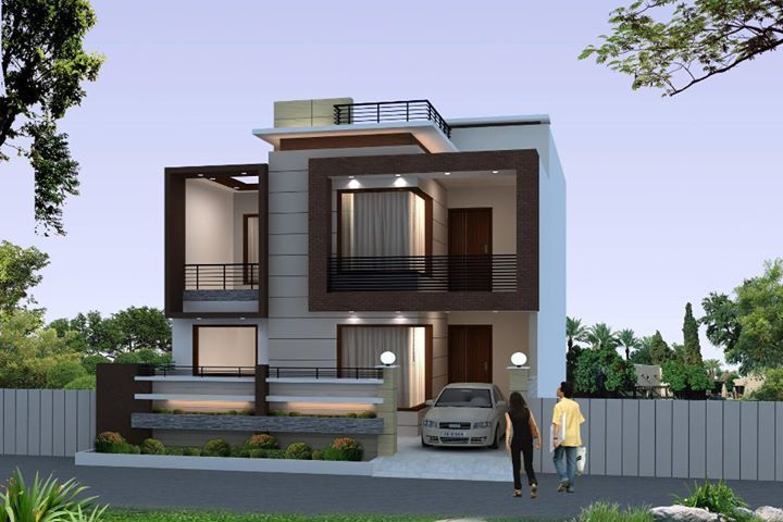 Front Elevation In Ludhiana : Https facebook groups archidbase design