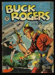 Type of Source: Comic Book Date of Origin: 1920s During the 1920s the first comic books became popular in Canada. One of the first comic books to become popular was Buck Rodgers. In North America they were a growing art form. (Canadian Encyclopedia)