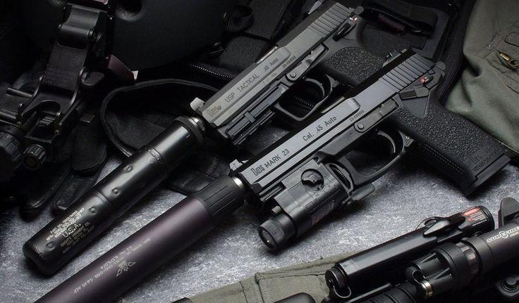 Kết quả hình ảnh cho mark 23 Top 10 khẩu súng ngắn phổ biến nhất trên thế giới ngày nay