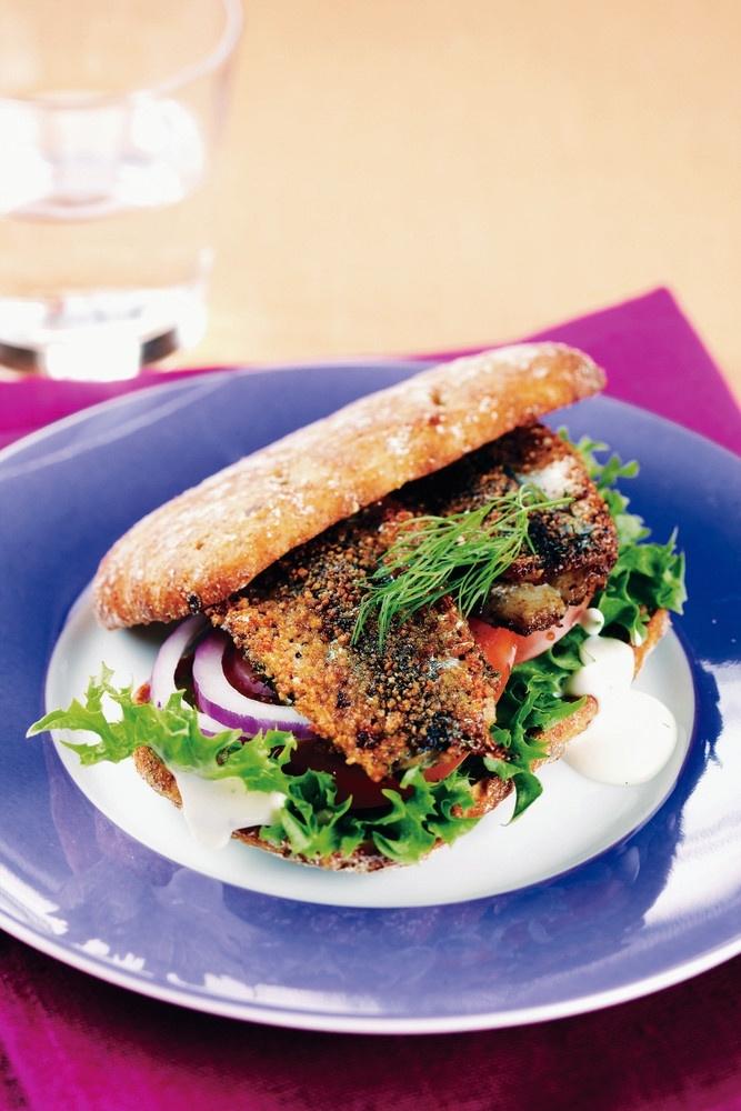Silakkaburgerit | Kalaruoat | Pirkka #food #fish