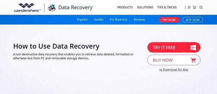 Wondershare Data recovery review: Don't loose important stuff anymore!
