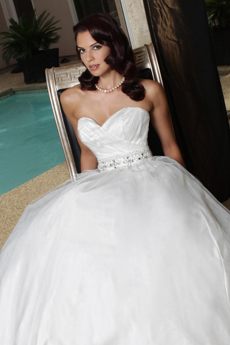 12 best Spring 2013 Wedding images on Pinterest | Wedding frocks ...
