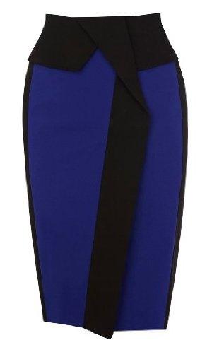 Karen Millen Colorful Sculptural Skirt : Must Haves Under 200