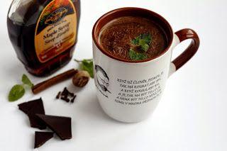 Vegan Food Porn: Horká čokoláda