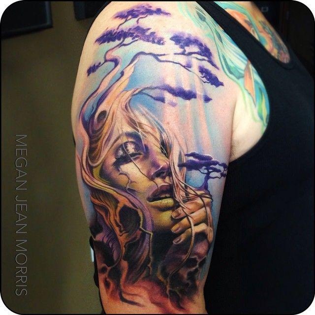 Megan Jean Morris Tattoo