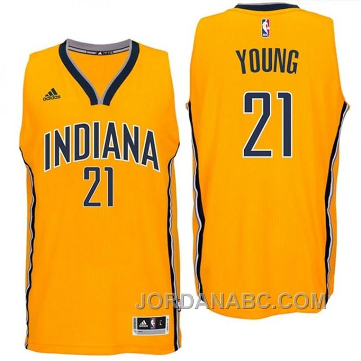 http://www.jordanabc.com/thaddeus-young-indiana-pacers-21-new-swingman-gold-alternate-jersey-for-sale.html THADDEUS YOUNG INDIANA PACERS #21 NEW SWINGMAN GOLD ALTERNATE JERSEY FOR SALE Only $69.00 , Free Shipping!