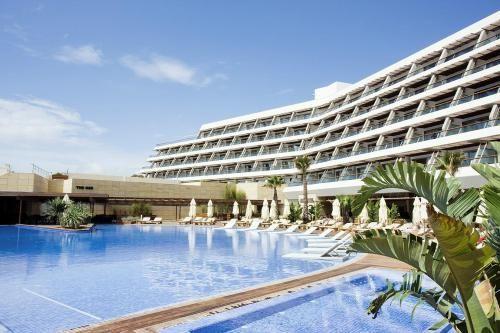 Ibiza Gran Hotel, Ibiza Town, Spain. *Superb, 9.0/ 10 *Tasty breakfast *Big balcony *Stunning pool
