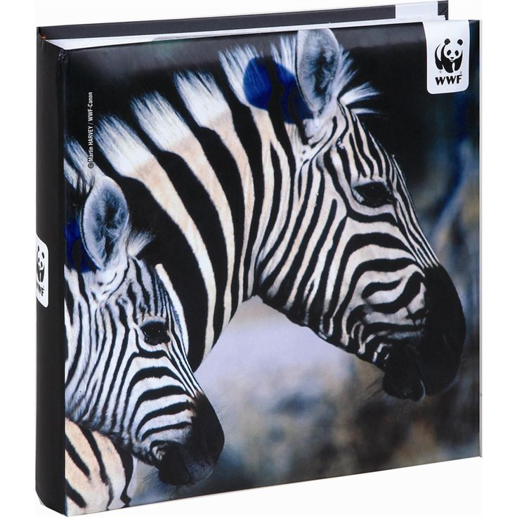 Photo album with pockets / 6 designs|wwf.gr Bookbinded photo album, with photo pockets,  40 pages, capacity for 160 photos & special CD pocket on the back page  Dimensions: 10 x15 cm FSC certified paper