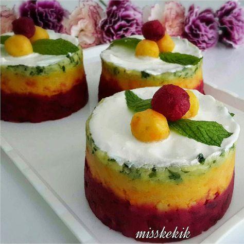 Miss Kekik: Gökkuşağı Salata