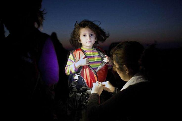 Time sceglie il fotografo dell'anno: è il greco Angelos Tzortzinis