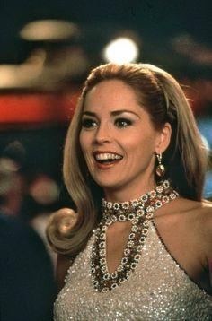Sharon Stone a la Casino!