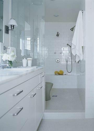 Nice Walk-in Shower...