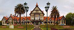 Rotorua, New Zealand, Where I plan to continue my story. 2011-2013