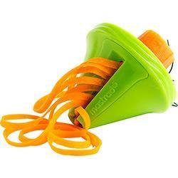 foto: Cortador Espiral de Vegetais com 3 Lâminas Mastrad Verde