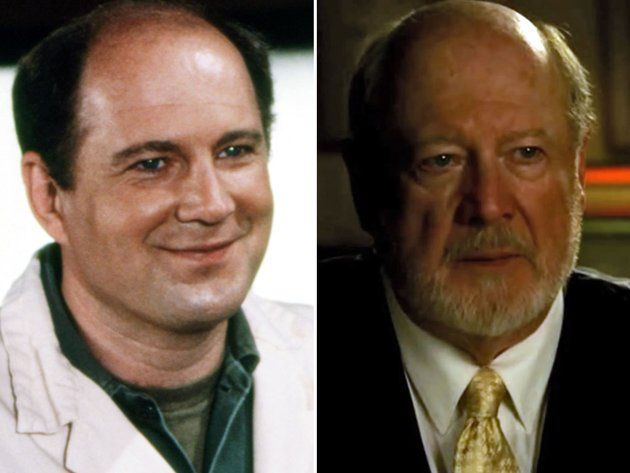 "David Ogden Stiers (Major Charles Winchester) filled the void created when Larry Linville, who played Frank Burns, left ""M*A*S*H."" Stiers played Major Winchester, the refined Boston Brahmin who found the conditions at the 4077 beneath him. He stayed with the series until the finale in 1983. Like his ""M*A*S*H"" character, Stiers is a classical music fiend, & not just as a fan. He's a conductor & currently works with the Newport Symphony Orchestra."