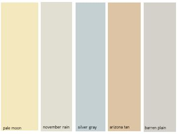 coastal cottage decorating color pallet | ... Paint Color? | Decorating by  Donna