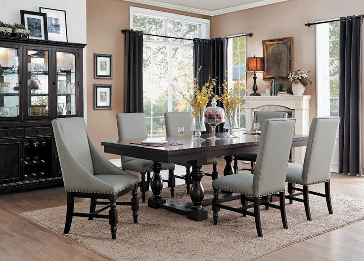 Get Your Lucia 7 PC Dining Set At Exclusive Furniture, Houston TX Furniture  Store. Part 97