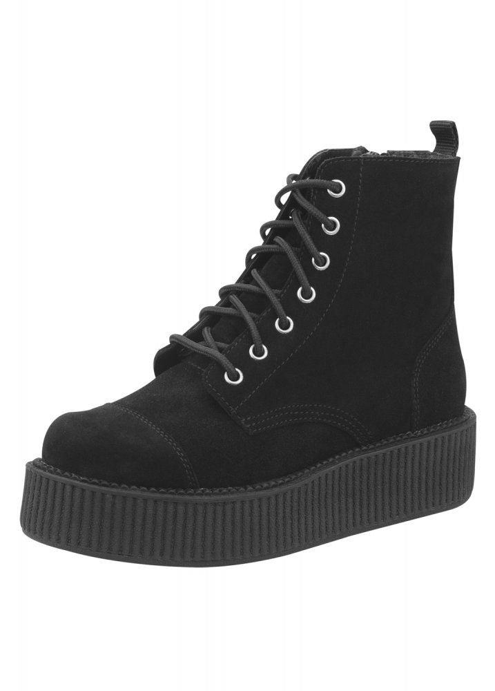 TUK Shoes Viva Mondo Creeper Boot | Attitude Clothing
