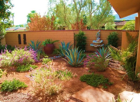 xeriscape palm springs Google Search Mom Garden