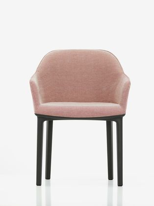 The Softshell Chair comes in an abundance of different colours and materials.