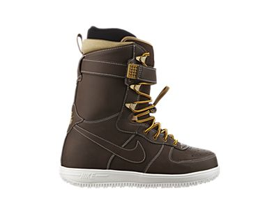 Nike Zoom Force 1 Men's Snowboarding Boot