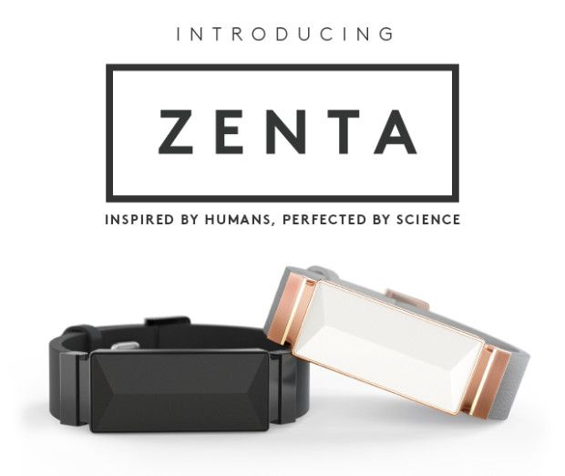 Get your very own Zenta by following this link: https://igg.me/at/zenta/x/14368808  Featured on TechCrunch, Forbes, and CNN, ZENTA is your personalized coach for both body and mind. Discover how your habits and actions influence your stress, happiness and productivity over time. This super smart accessory helps you navigate through the noise of modern day life and take control over your wellbeing.
