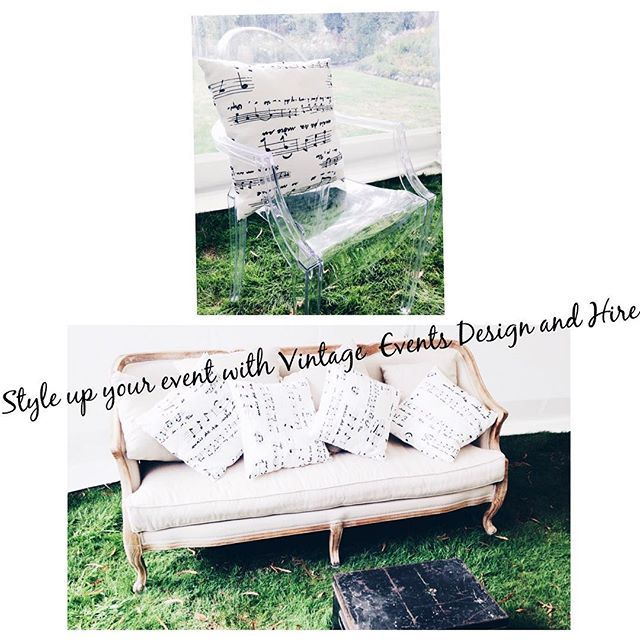 Style up your event with @vintageeventsdesignhire and our wine country range